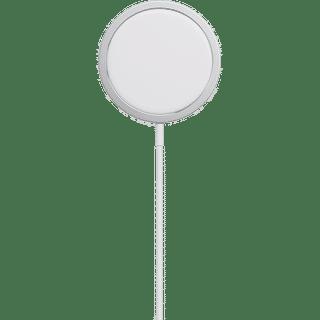 Apple MagSafe Ladegerät Weiß Frontansicht