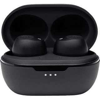 JBL Tune 115 TWS Bluetooth in Ear Kopfhörer Schwarz Frontansicht