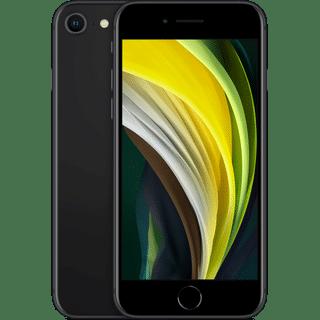 Apple iPhone SE 2020 Schwarz 64GB
