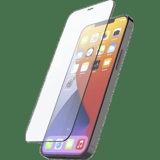 Hama Premium Crystal Glass iPhone 13 Pro Max Schwarz Frontansicht
