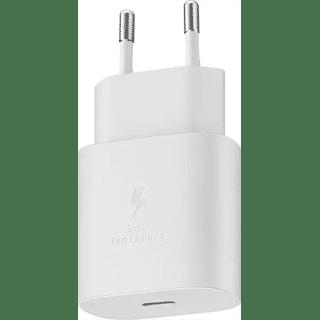 Samsung Schnellladegerät EPTA800N USB C Weiß