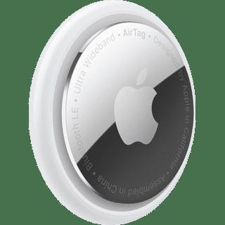 Apple Airtag Weiß Frontansicht