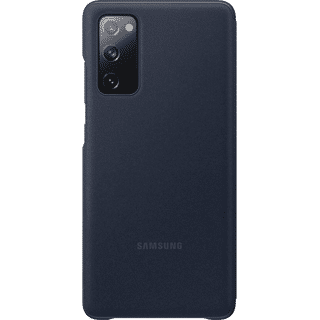 Samsung Clear View Cover EFZG780 für Galaxy S20 FE Blau