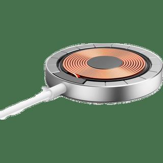 Hama Kabelloses Ladegerät MagCharge 15W Weiß