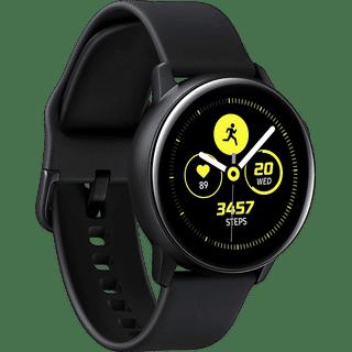 Samsung Galaxy Watch Active Bluetooth Schwarz