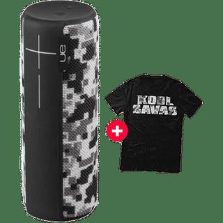 UE BOOM 2 Kool Savas Limited Edition Camouflage Frontansicht