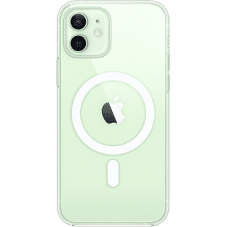 Apple iPhone 12 12 Pro Clear Case mit MagSafe Transparent