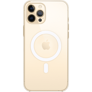 Apple iPhone 12 Pro Max Clear Case mit MagSafe Transparent