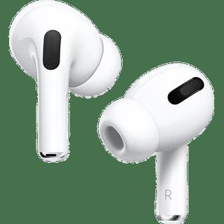 Apple Airpods Pro Weiß Frontansicht