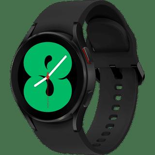 Samsung Galaxy Watch 4 Aluminium Bluetooth Schwarz 40.00
