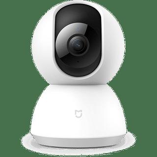 XIAOMI Mi Home Sicherheitskamera 360 Weiß Frontansicht