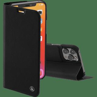 Hama Booklet Slim Pro für Apple iPhone 12|12 Pro Schwarz