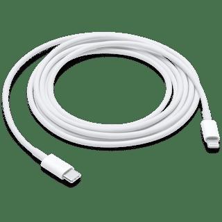 Apple USB C auf Lightning Kabel Weiß 1.00