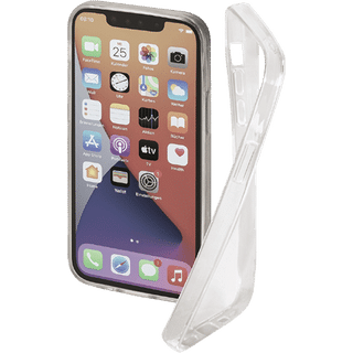 Hama Cover Crystal Clear iPhone 13 Pro Transparent Frontansicht
