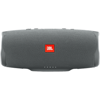 JBL Charge 4 Grau Frontansicht
