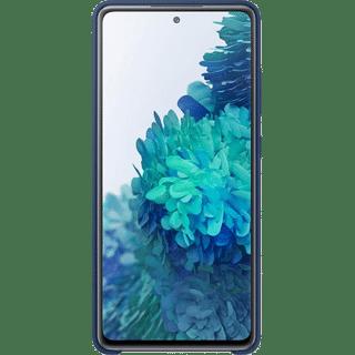 Samsung Silicone Cover EFPG780 für Galaxy S20 FE Blau